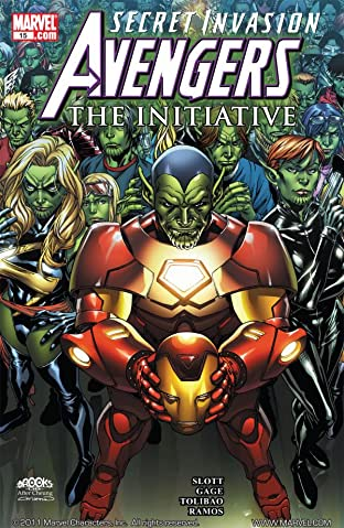 Avengers: The Initiative No.15
