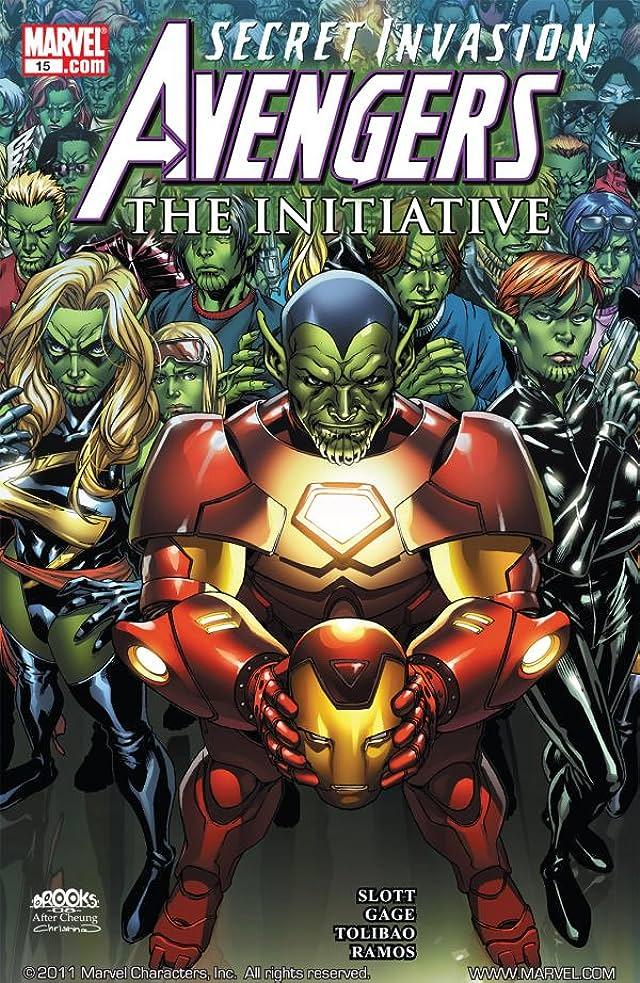 Avengers: The Initiative #15