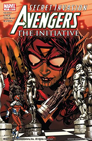 Avengers: The Initiative No.17