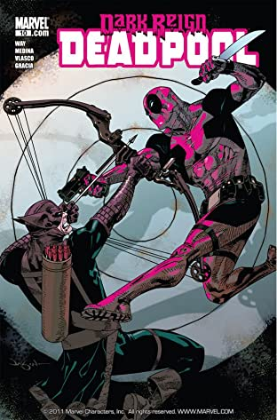 Deadpool (2008-2012) No.10