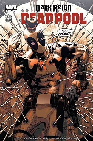 Deadpool (2008-2012) No.11