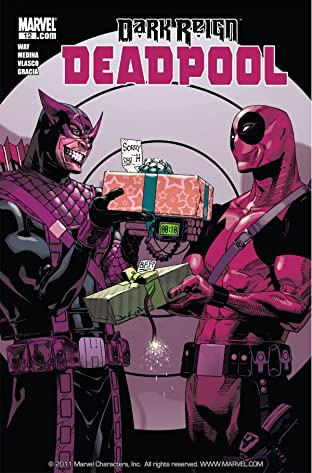 Deadpool (2008-2012) No.12
