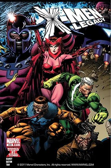 X-Men: Legacy (2008-2012) #209
