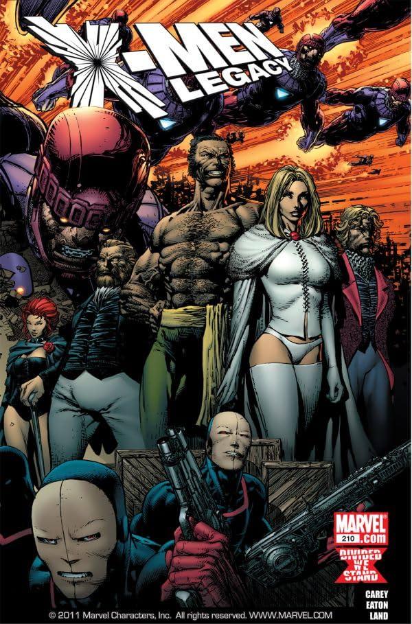 X-Men: Legacy (2008-2012) #210