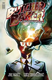 Butcher Baker: The Righteous Maker #5
