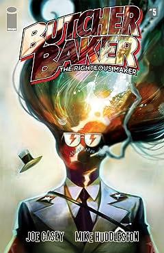 Butcher Baker: The Righteous Maker #5
