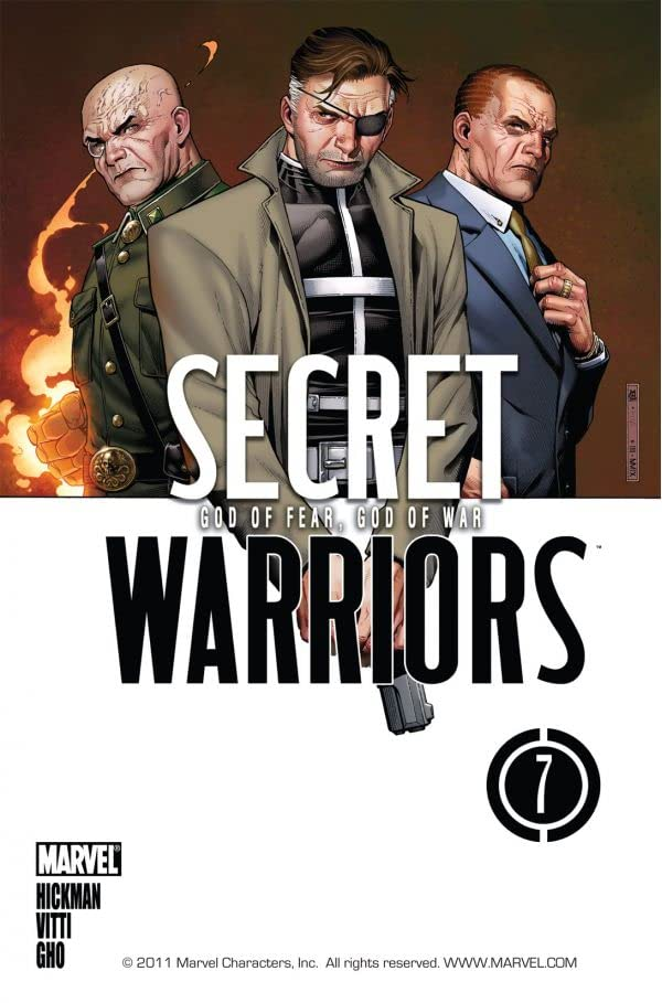 Secret Warriors (2008-2011) #7