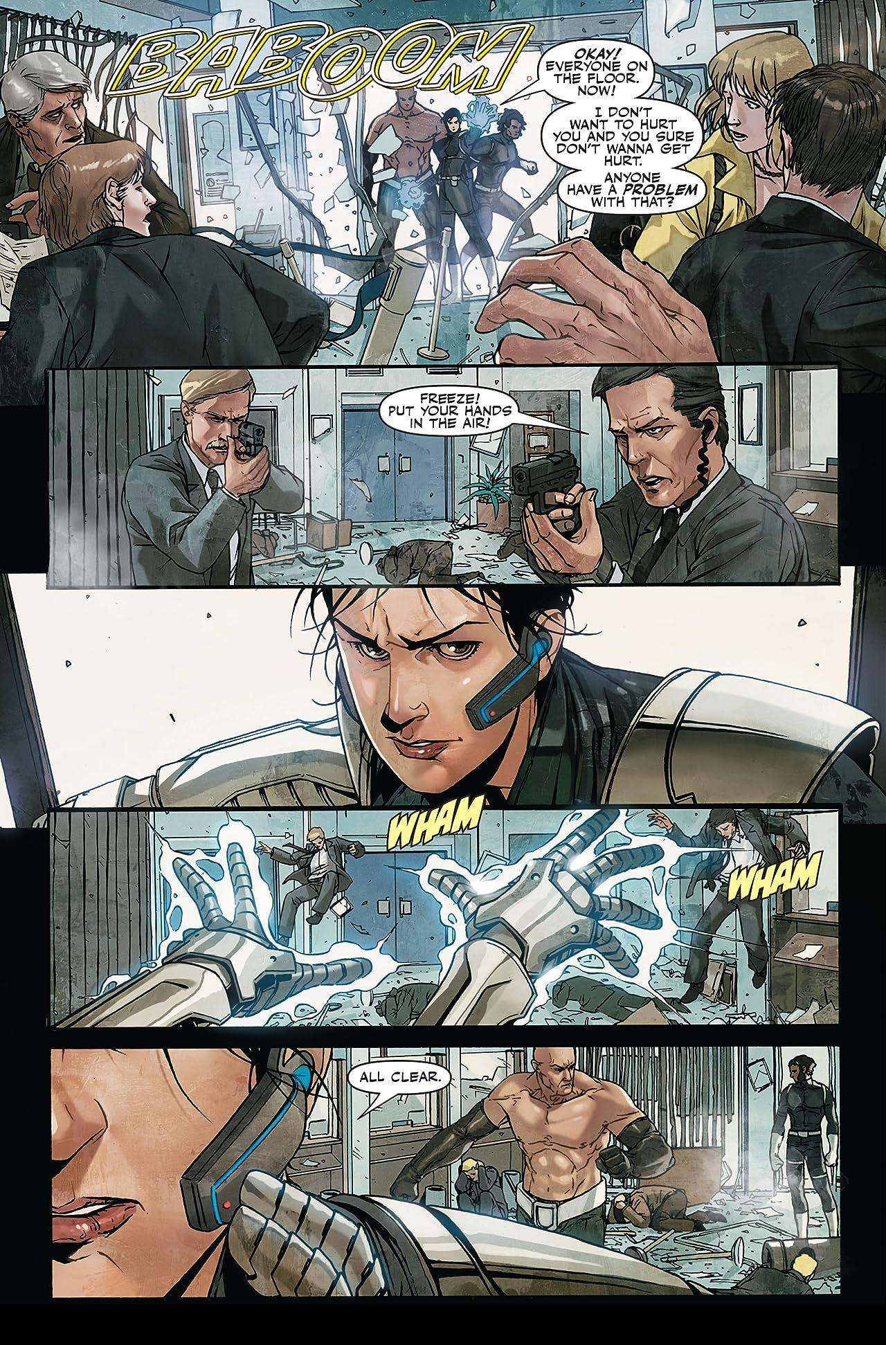 Secret Warriors (2008-2011) #7