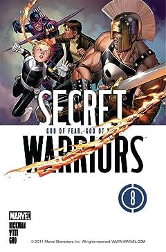 Secret Warriors (2008-2011) #8