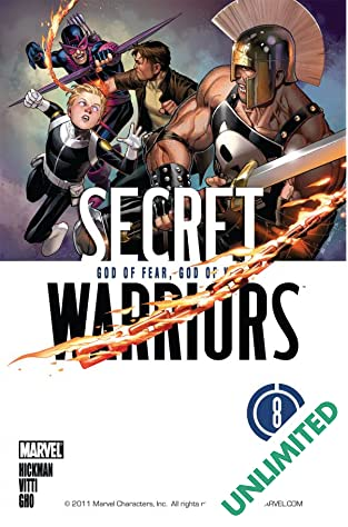 Secret Warriors (2008-2011) #8
