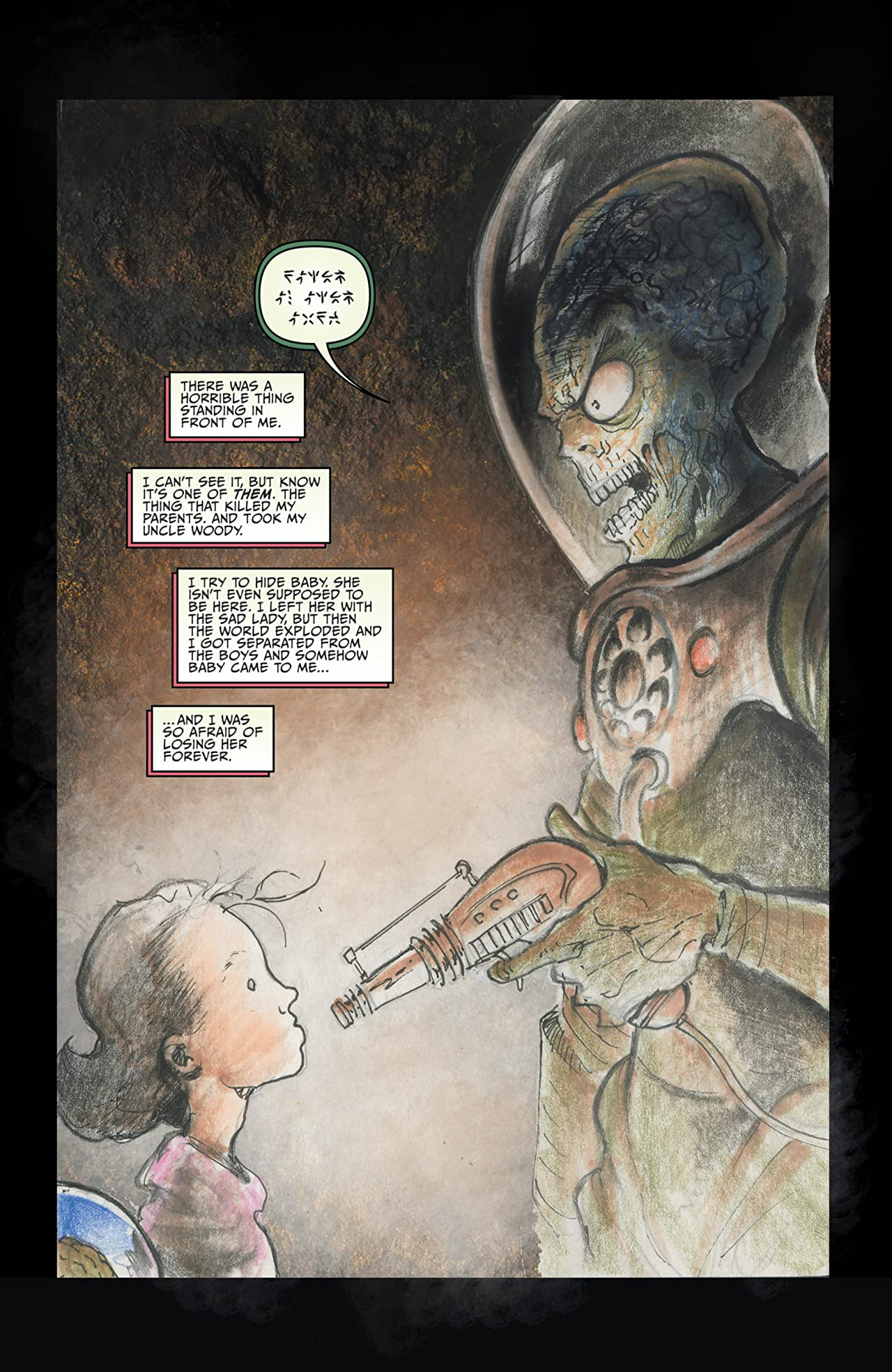 Mars Attacks: First Born #3 (of 4)