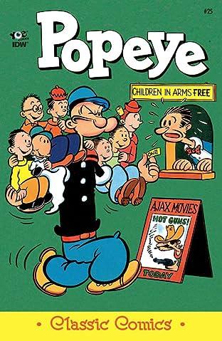 Popeye Classics No.25