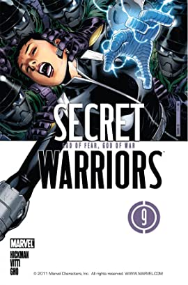 Secret Warriors (2008-2011) #9