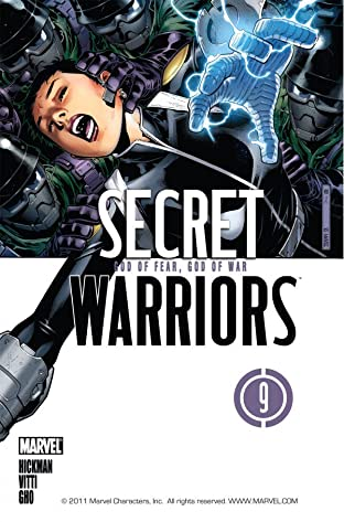 Secret Warriors (2008-2011) No.9