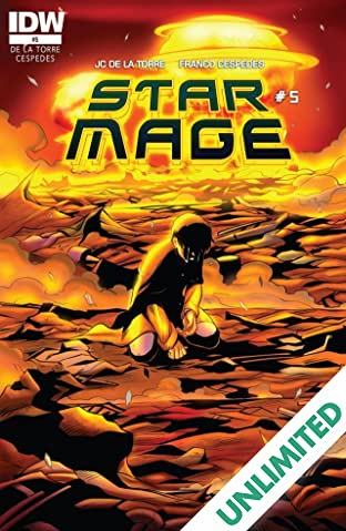 Star Mage #5 (of 6)