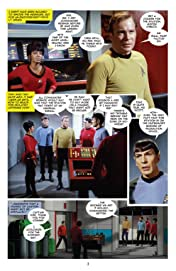 Star Trek: New Visions #2: Time's Echo