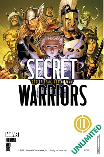 Secret Warriors (2008-2011) #10