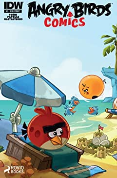 Angry Birds #3: Mini-Comic #5