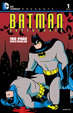 DC Comics Presents: Batman Adventures #1