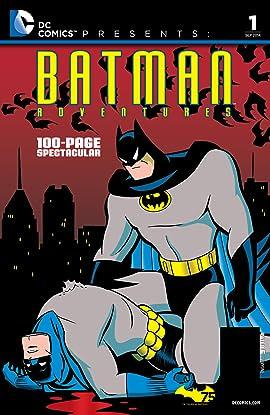 DC Comics Presents: Batman Adventures No.1
