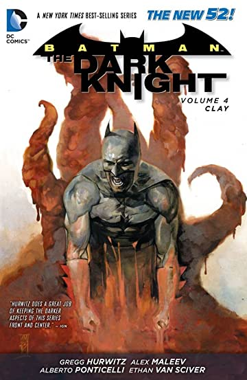 Batman: The Dark Knight (2011-2014) Vol. 4: Clay
