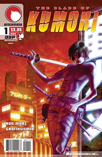 Blade of Kumori No.1