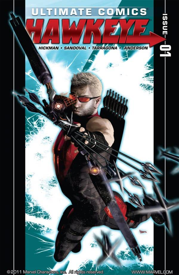 Ultimate Comics Hawkeye #1