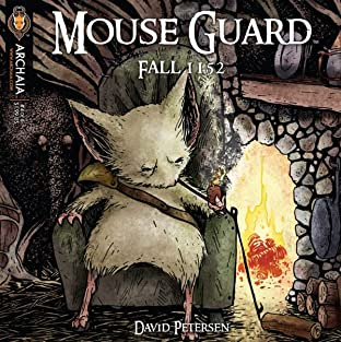 Mouse Guard: Fall 1152 No.4 (sur 6)