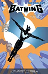 Batwing (2011-2014) Vol. 4: Welcome To the Family