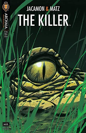 The Killer #3 (of 10)