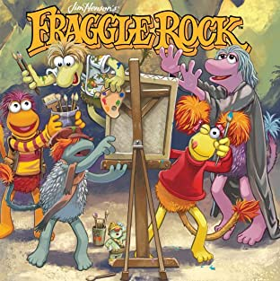 Jim Henson's Fraggle Rock Tome 1