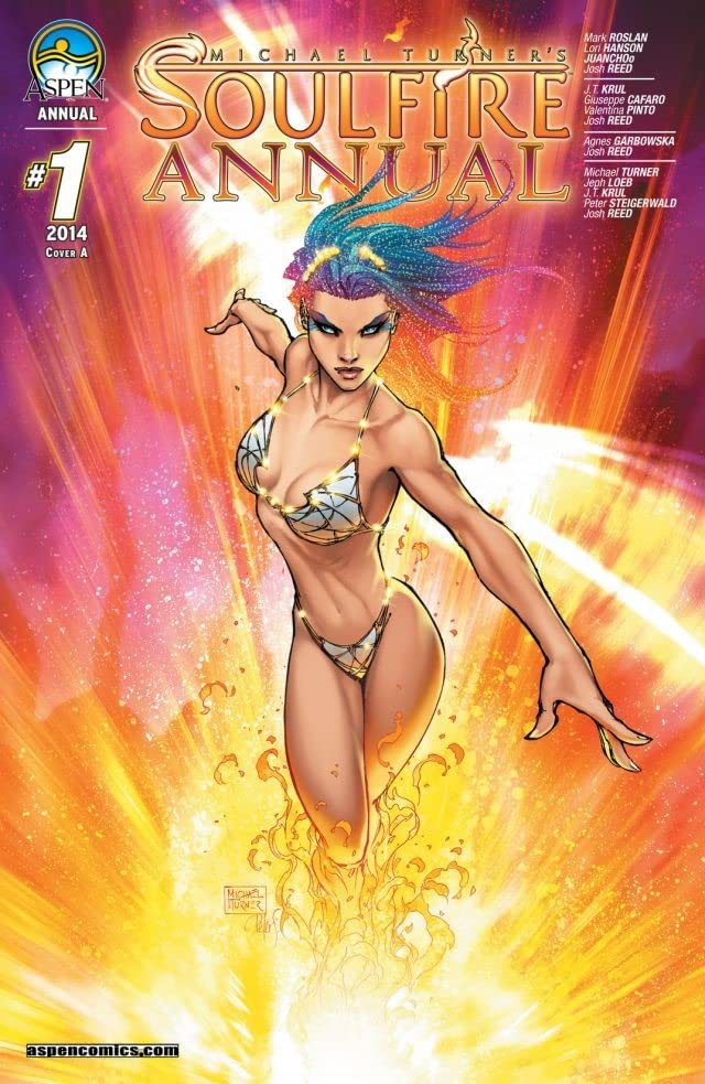 Soulfire Annual #1