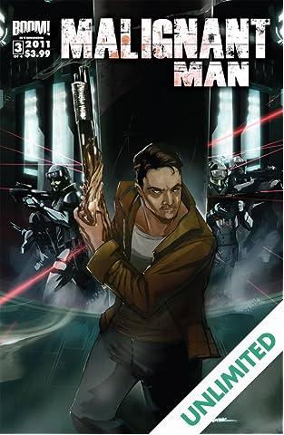 Malignant Man #3 (of 4)