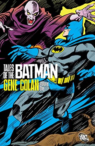 Tales of the Batman: Gene Colan Vol. 1