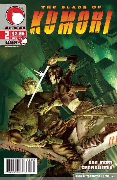 Blade of Kumori #2