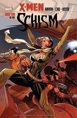 X-Men: Schism #2 (of 5)