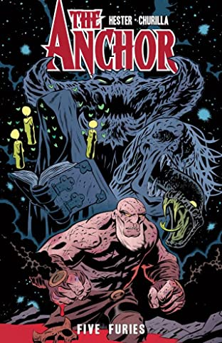 The Anchor Tome 1