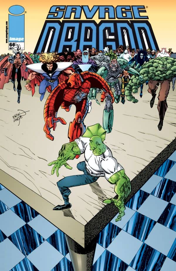 Savage Dragon #66