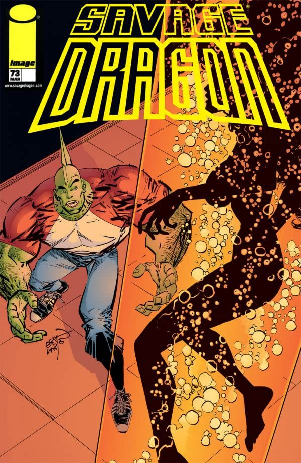 Savage Dragon #73