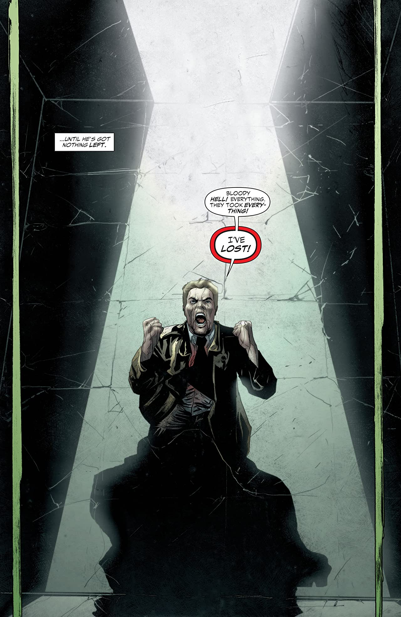 Constantine (2013-2015) Vol. 2: Blight