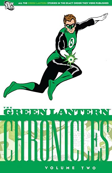 The Green Lantern Chronicles Vol. 2