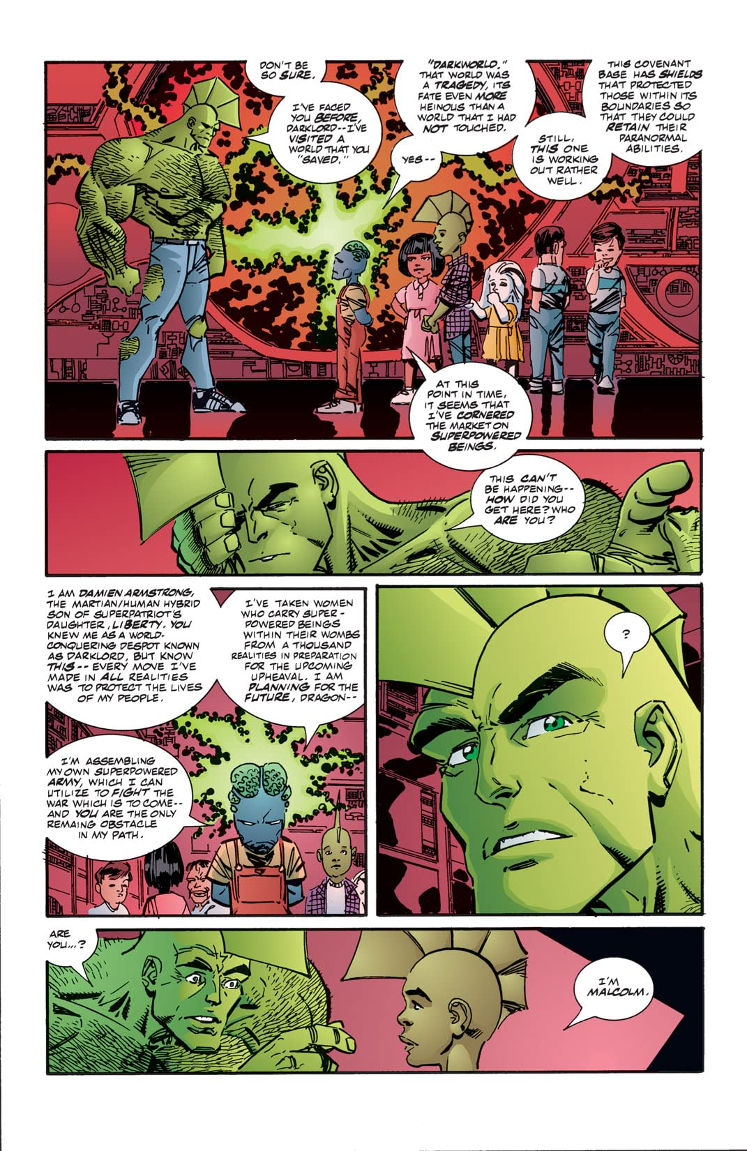 Savage Dragon #75