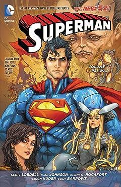 Superman (2011-2016) Vol. 4: Psi War