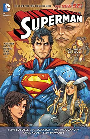 Superman (2011-2016) Tome 4: Psi War