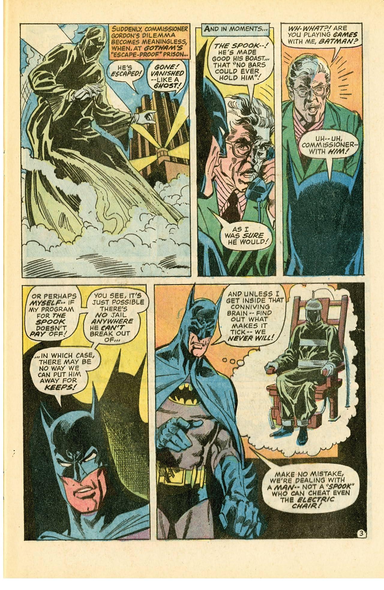 Batman (1940-2011) #252