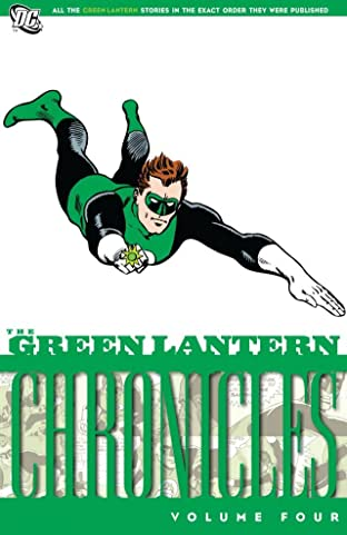 The Green Lantern Chronicles Vol. 4