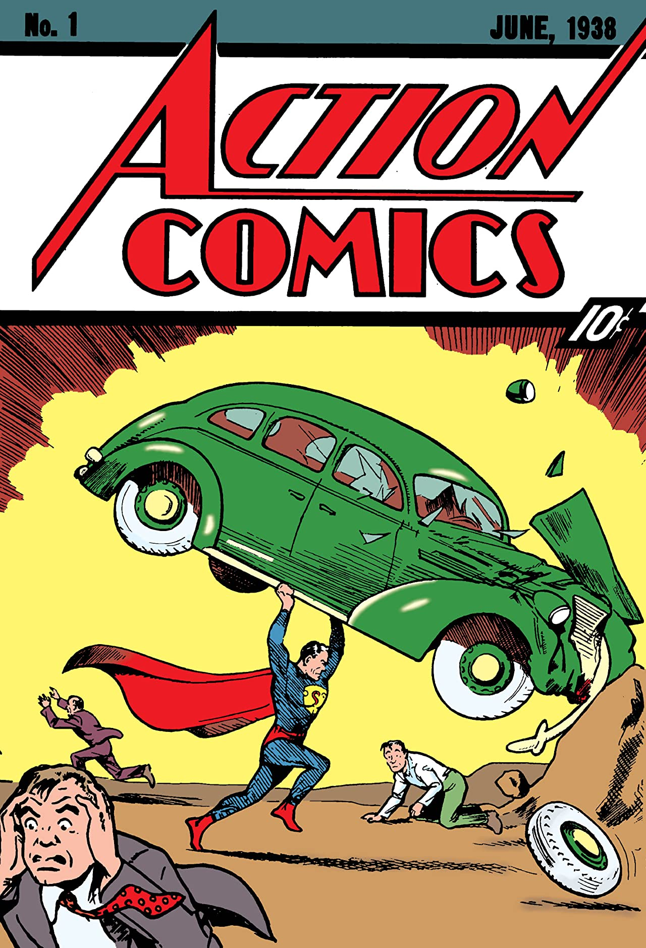 Action Comics #1 (June 1938)