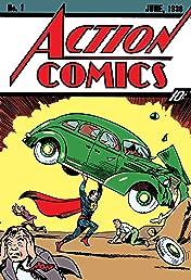 Action Comics (1938-2011) #1