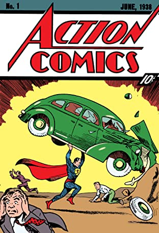 Action Comics (1938-2011) No.1