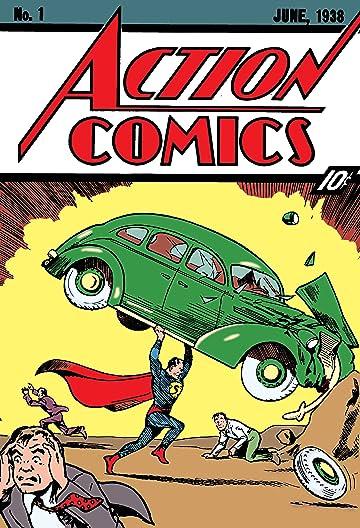 Jonathan Aquino, superman, man of steel, action comics 1